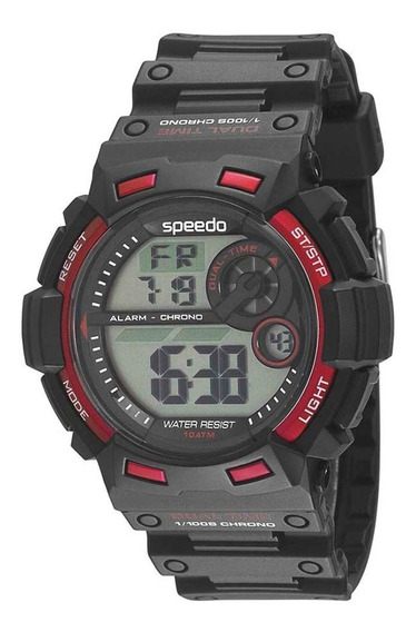Relógio Speedo Masculino Digital 80567g0ebnp2