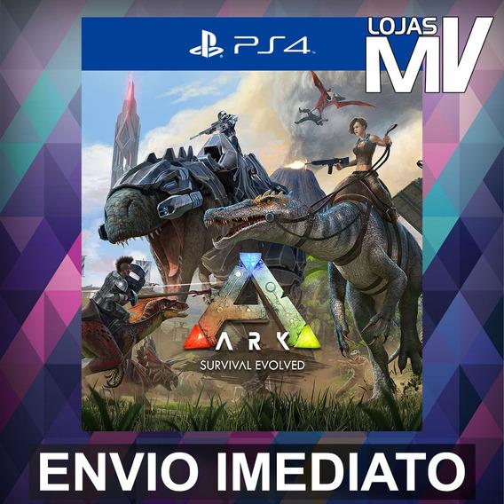 Ark Survival Evolved - Playstation 4 Ps4 Código 12 Dígitos
