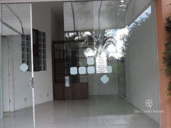 Loja Para Alugar, 59 M² Por R$ 2.000/mês - São Paulo Ii - Granja Viana - Cotia/sp - Lo0021