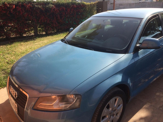 Audi A3 Sportrace1.6 Sedan 5 Ptas
