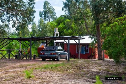 Alquilo Cabaña Para 4o5 Personas En La Esmeralda-rocha