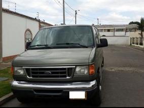 Ford Van 14 Pasajeros Importada