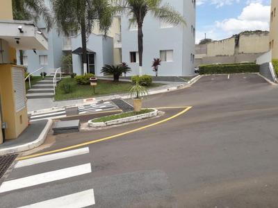 Apartamento Em Condomínio Residencial Tabata, Valinhos/sp De 56m² 2 Quartos Para Locação R$ 900,00/mes - Ap220527