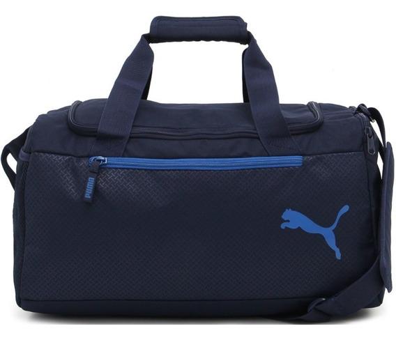 Bolsa Puma Fundamentals Sports Azul-marinho Original