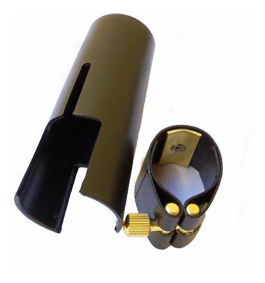 Abraçadeira Com Cobre Boquilha De Massa Sax Barítono R1137