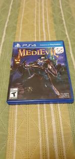 Medievil Juego Playstation 4 Ps4