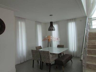Sobrado Em Condominio Fechado Com 4 Suites A Venda, 310 M² Por R$ 1.980.000 - Jardim Paraíso Da Usina - Atibaia/sp - So1008
