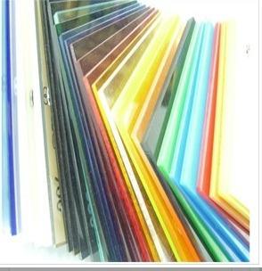 Acrilico 50x50 3 Ml. Cristal Carteles