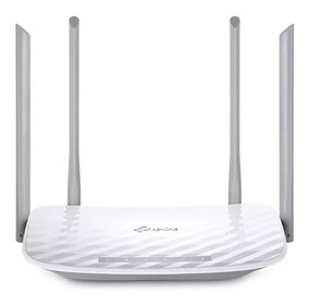 Roteador Wireless Tp-link Archer C50 Dual 4 Antenas 1200mbps