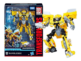 Transformers Studio Series Bumblebee Nro 1 Linea Takara Tomy