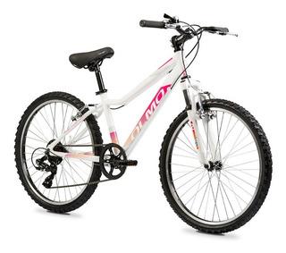 Bicicleta Rod 24 Olmo Safari 240-mountain Bike Works!!