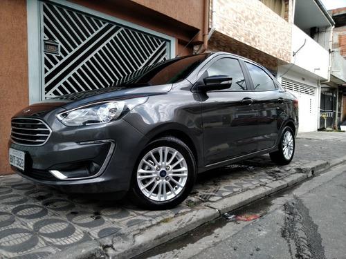 Ford Ka 2019 1.5 Titanium Flex Aut. 4p