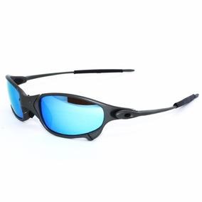 14b7a3fcd Óculos De Sol Oakley Juliet com o Melhores Preços no Mercado Livre ...