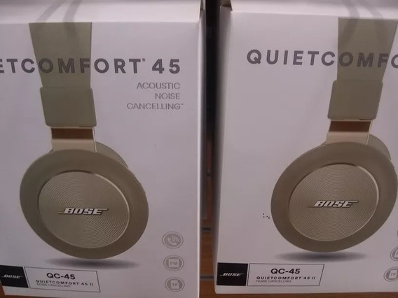 Audifonos Inalambricos Bluetooth Bose Qc-45