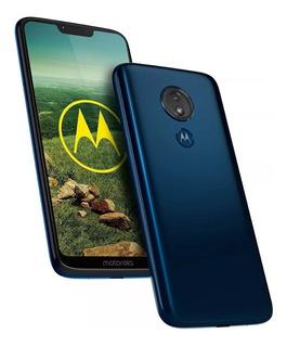 Motorola Moto G7 Power 32gb 3gb Ram Libre Nuevo Ahora18 Gtia