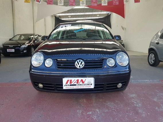 Volkswagen Polo - 2003 2.0 Mi 8v Gasolina 4p Manual