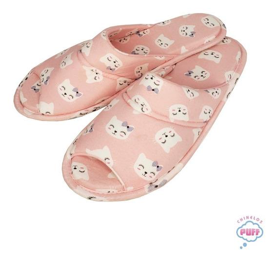 Pantufa Flexível Infantil Lindo Chinelo De Quarto