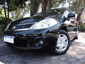 Nissan Tiida 1.8 Visia 2011 16v Caja 6ta 5 Puertas Nuevo