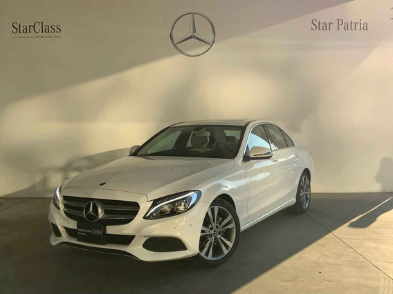 Star Patria Mercedes-benz Clase C 200 Sport L4/2.0/t At 201