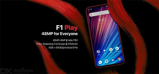 Smartphone Umidigi F1 Play 6gb Ram 64gb Rom Camera 48 Pixel
