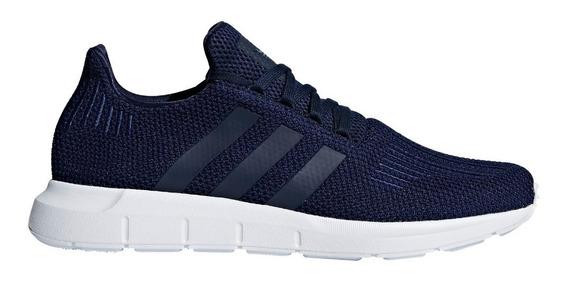 Zapatillas adidas Swift Run Azul Hombre