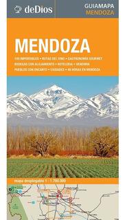 Guia Viaje De Dios Editores Guia Mapa Mendoza