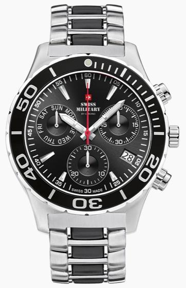 Relógio Swiss Military Sm34048