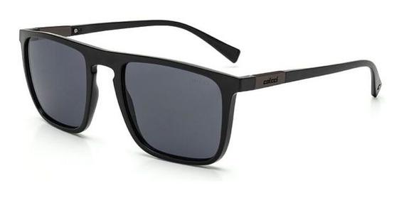 Oculos Sol Colcci Martin C0130a0201 Preto Brilho Lente Cinza