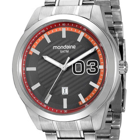 Relógio Mondaine Masculino Aço 99099gomvna1