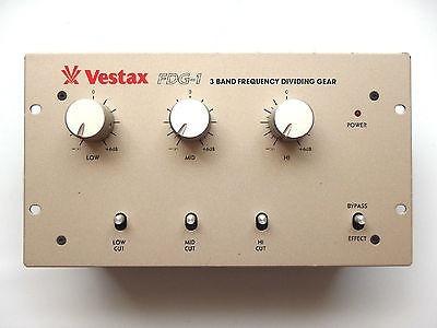 Isolator Vestax Fdg- / Serato Rane Djm S3 S9 Ortofon Mk2
