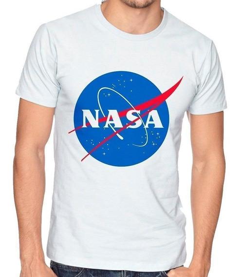 Playera Camiseta Hombre Niño Nasa Espacio Astronautas 013