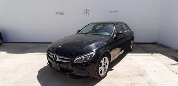 Mercedes-benz Clase C 4p C 200 Exclusive L4/2.0/t Aut 2017