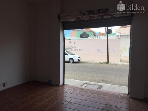 Local Comercial En Renta Fracc Jardines De Durango