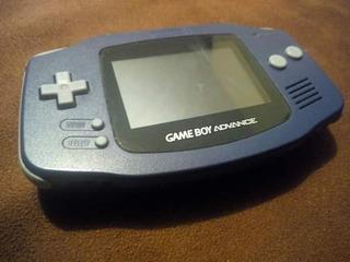 Consola Nintendo Game Boy Advance Con Tapa
