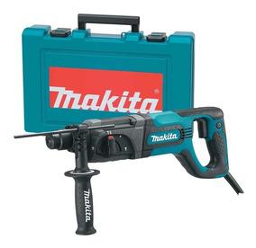 Martelete Combinado 780 W Hr2475 Makita + Maleta