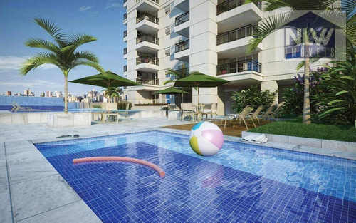 Apartamento Com 1 Dormitório À Venda, 56 M² Por R$ 449.830,00 - Jardim Flor Da Montanha - Guarulhos/sp - Ap1791
