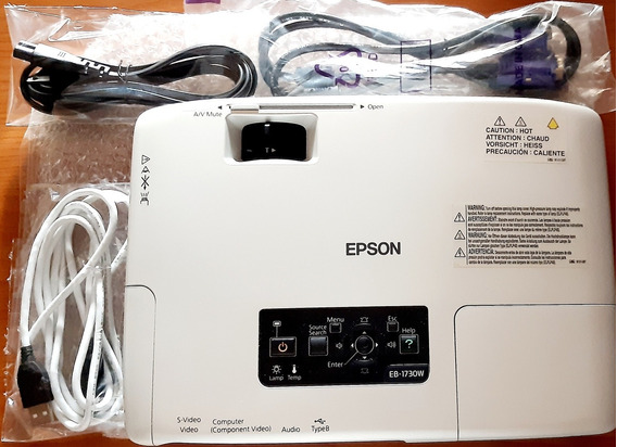 Video Beam Epson Ex3200 Refurbis 6 Meses De Garantia Tienda