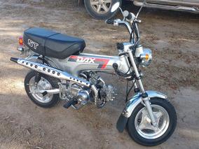 Honda Dax St 70 Única!