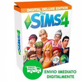 The Sims 4 Completo Com Todas As Dlcs
