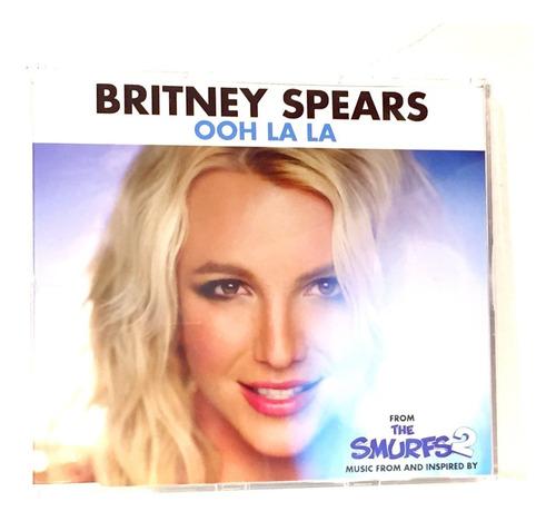 Imagen 1 de 2 de Britney Spears Single Oh La La  Nuevo Original