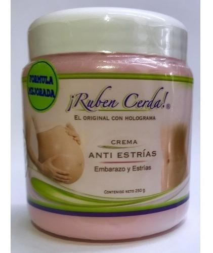 Crema Anti-estrías By Rubén Cerda®