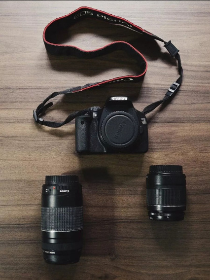 Camera Canon, T2i Kit Completo