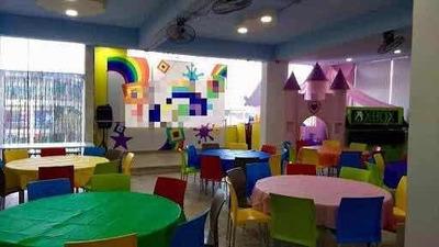 Traspaso De Salón De Fiestas Infantiles Cumbres Monterrey