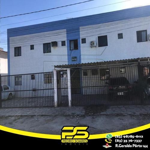 Apartamento Com 2 Dormitórios À Venda, 54 M² Por R$ 100.000 - Paratibe - João Pessoa/pb - Ap2695