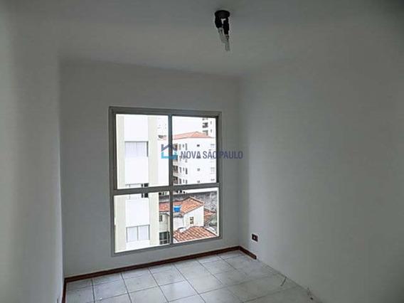 Vila Clementino, 1 Dormitório, 34m², Metro Hospital Sao Paulo - Bi25152