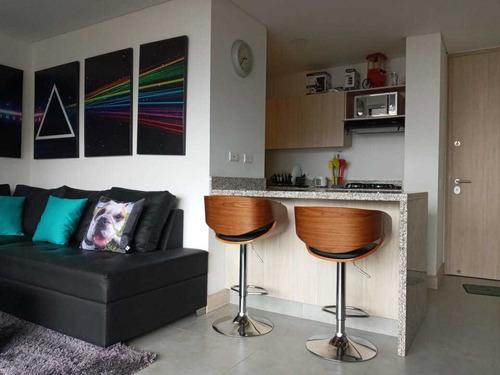 Imagen 1 de 14 de Hermoso Apartamento Loma Del Esmeraldal, 2 Habitaciones Y Estudio