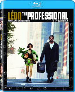 Blu-ray Leon The Professional / Perfecto Asesino Remastered