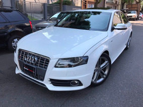 Audi S4 3.0 V6 Fsi Quattro Stronic I Permuto I Cuotas