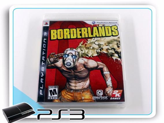 Ps3 Borderlands Original Playstation 3