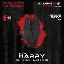 Imagem 1 de 3 de Mouse Usb C3tech Harpy Mg-100 - 2109